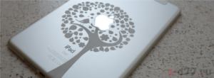 Лазерная гравировка на iPad в Щербинке и Бутово